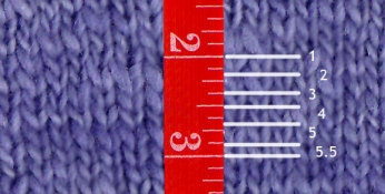 Swatching for Gauge | Purl Soho