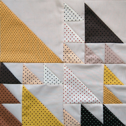 Joelle's Triangle Quilt | Purl Soho