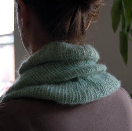 Knitting Pattern Cashmere Cowl : Cashmere Cowl Purl Soho