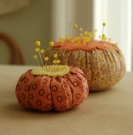 Sweet + Simple Pincushions | Purl Soho