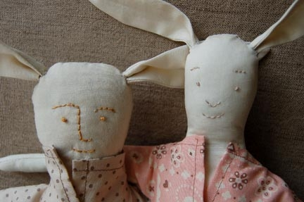 A Friend for The Purl Bee: Purl Rabbit | Purl Soho