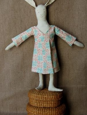 Purl Rabbit Dress | Purl Soho