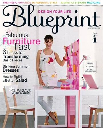 Purl in Blueprint Magazine! | Purl Soho