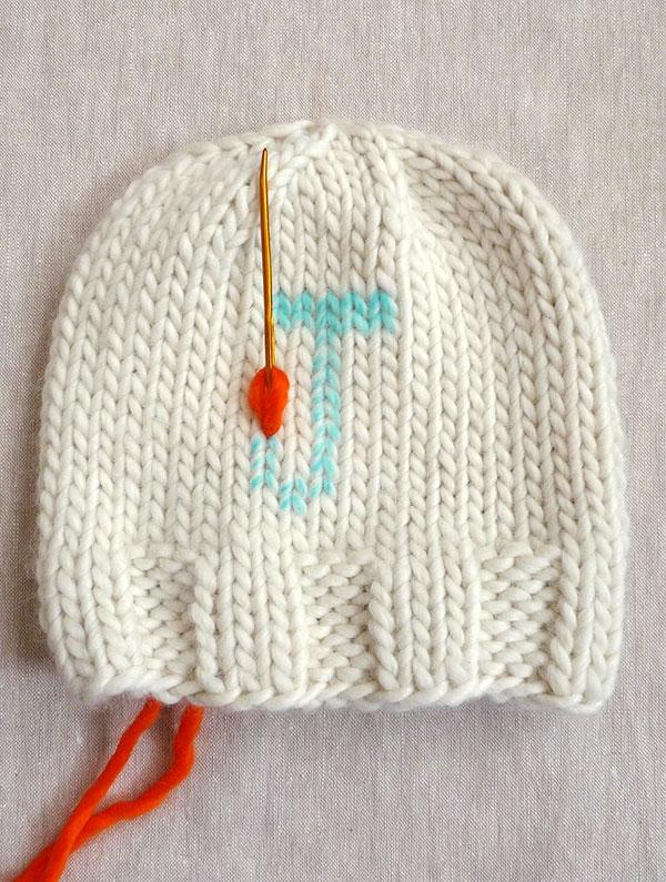 Duplicate Stitch Purl Soho