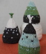 Pine Tree Sachets | Purl Soho