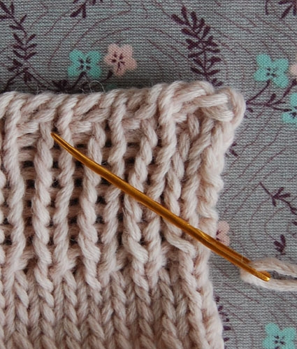 Elizabeth Zimmermann's Better Bind Off | Purl Soho