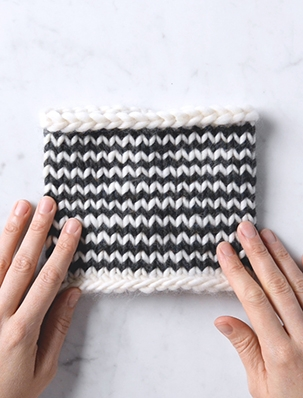 Stripes in the Round   Purl Soho