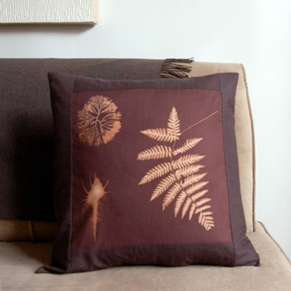 Cake Rock Beach is Here! PLUS Joelle's Framed Botanical Pillow | Purl Soho