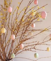 Patchwork Easter Eggs | Purl Soho