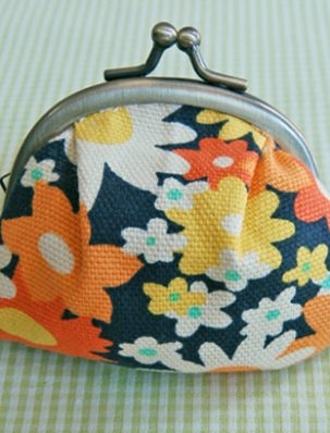 A Cute Japanese Coin Purse | Purl Soho