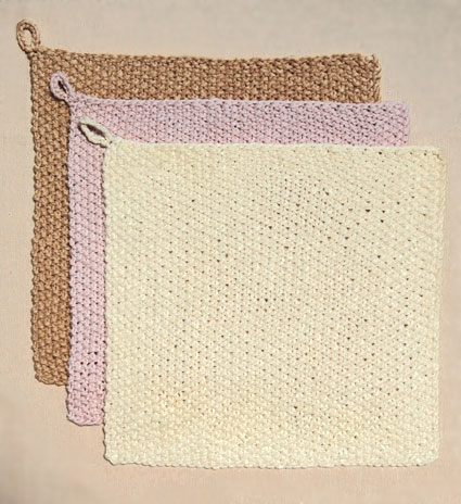 Wedding Washcloths | Purl Soho