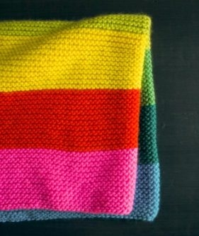 e85e7ae663f4 Super Easy Baby Blanket