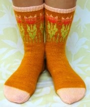 Tulip Socks | Purl Soho
