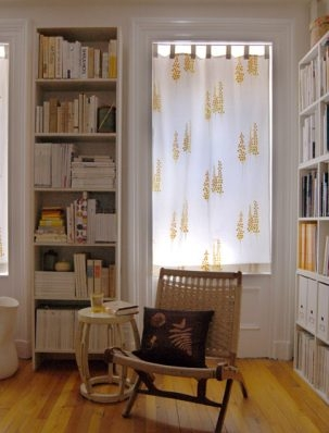 Lovely Lined Curtains | Purl Soho