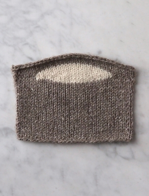 Short Rows: Wrap + Turn | Purl Soho