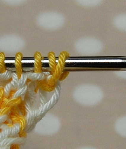 Cable Cast On Stitches In Knitting : Cable Cast On Purl Soho