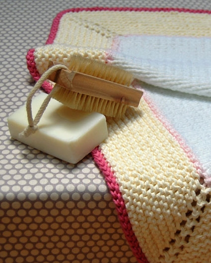 Simple Cotton Bath Mat | Purl Soho
