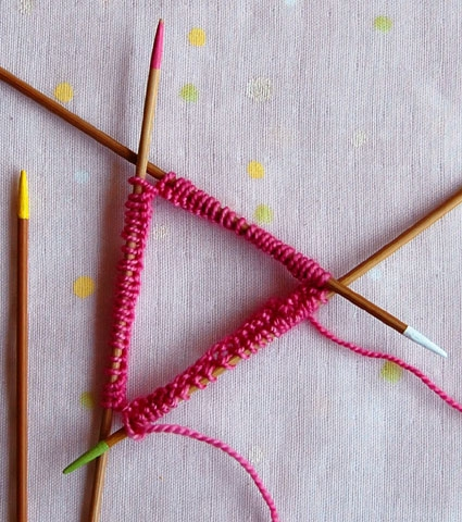 Knitting Pattern For Socks In The Round : Double Pointed Needles Purl Soho