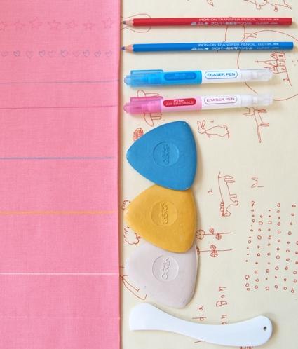 Fabric Markers Purl Soho
