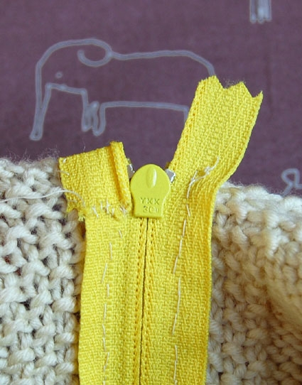 Zippers in Knits | Purl Soho