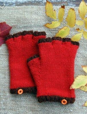 Cashmere Fingerless Gloves | Purl Soho