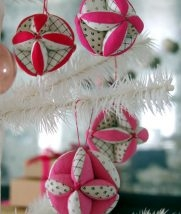 Puzzle Ball Ornaments | Purl Soho
