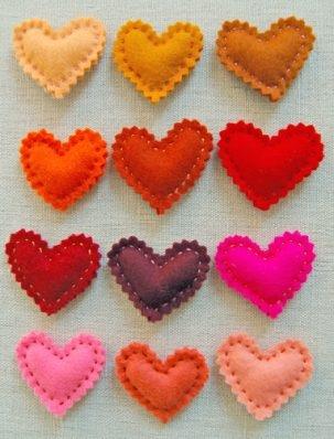 Valentine Pins | Purl Soho