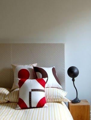 Curved Seam Pillows | Purl Soho