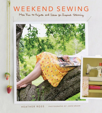 Weekend Sewing by Heather Ross Book Signing At Purl Patchwork! | Purl Soho