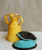 Crocheted Passover Yarmulke | Purl Soho