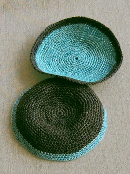 Crocheted Passover Yarmulke Purl Soho