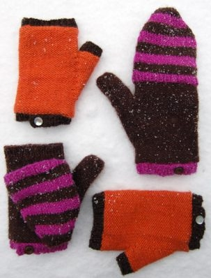 Hand Warmers and Flip Top Mittens | Purl Soho