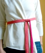 Double Knit Belt | Purl Soho