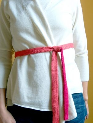Double Knit Belt | Purl Soho