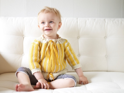 Vintage Baby Knits by Kristen Rengren: Book Signing and Trunk Show at Purl! | Purl Soho