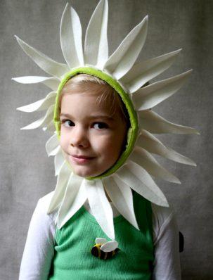 A Daisy Halloween Costume | Purl Soho
