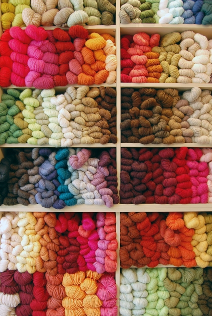 For the Love of Yarn, A New York City Yarn Crawl: Come Visit Us at ...