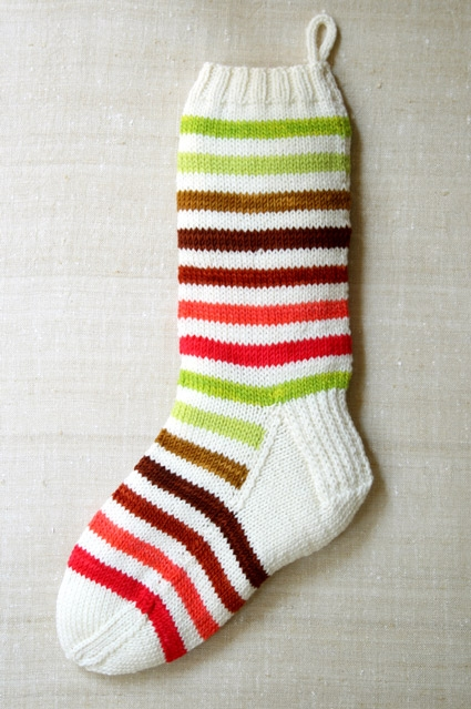 Mary Lou's Holiday Stocking | Purl Soho