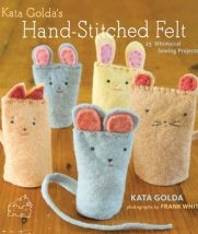 Visiting Artist, Book Signing and Book Review: Kata Golda's Handstitched Felt | Purl Soho
