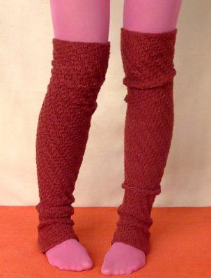 Spiral Rib Leg Warmers | Purl Soho