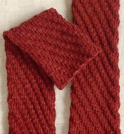 Free Knitting Patterns For Childrens Leg Warmers : Spiral Rib Leg Warmers Purl Soho