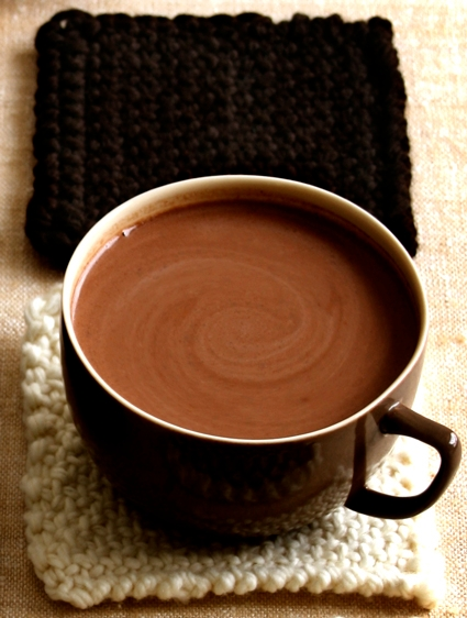 Night of Knitting and Hot Chocolate at City Bakery's 18th Annual Hot Chocolate Festival! | Purl Soho