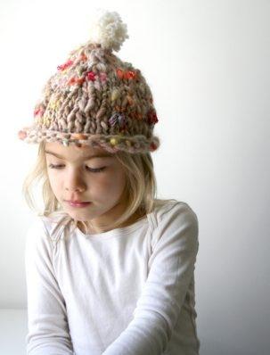Fun Kid's Hat | Purl Soho