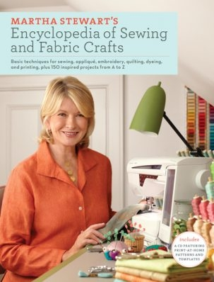 Announcement:  Martha Stewart's Encyclopedia of Sewing & Fabric Crafts Launch Party and Free Heart Shaped Potholder Pattern! | Purl Soho