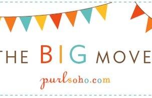 More on The BIG Move:A Lena Corwin Map! | Purl Soho