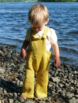 Toddler Overalls | Purl Soho