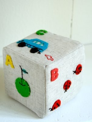 Me-in Baby Alphabet Block Kit | Purl Soho