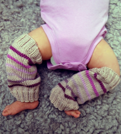 Baby Leg Warmers For Mila Purl Soho