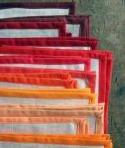 Linen Thanksgiving Napkins | Purl Soho