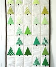 Lovely Design's Lovely Little Forest Quilt | Purl Soho